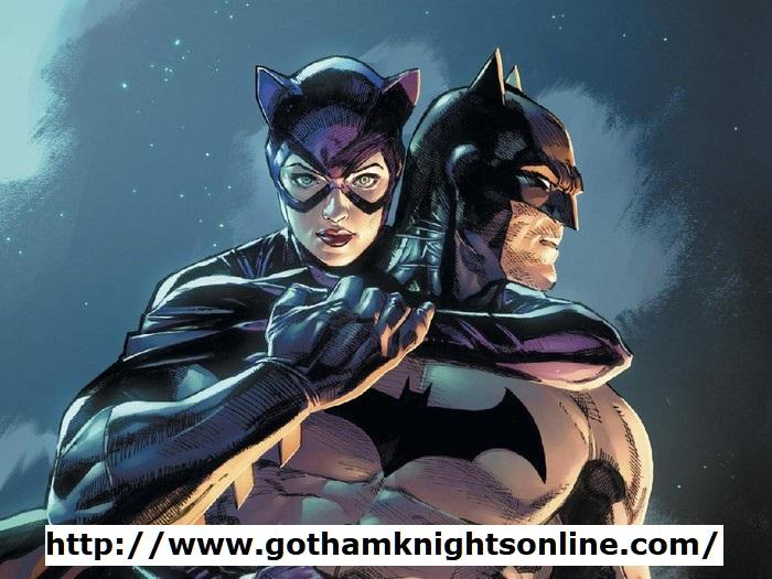 batman dan catwoman