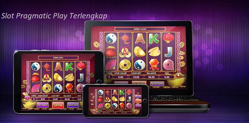 Slot Pragmatic Play Terlengkap