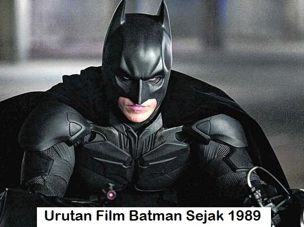 Urutan Film Batman, Penggemar DC Harus Tahu!