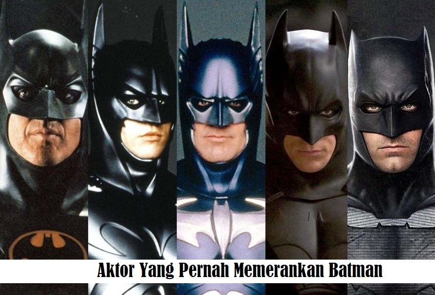 Aktor Ini Pernah Memainkan Film Batman, Sudah Tahu?