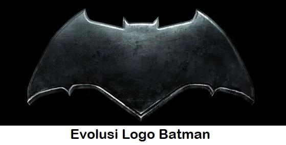 Evolusi Perubahan Logo Batman Dari Masa ke Masa